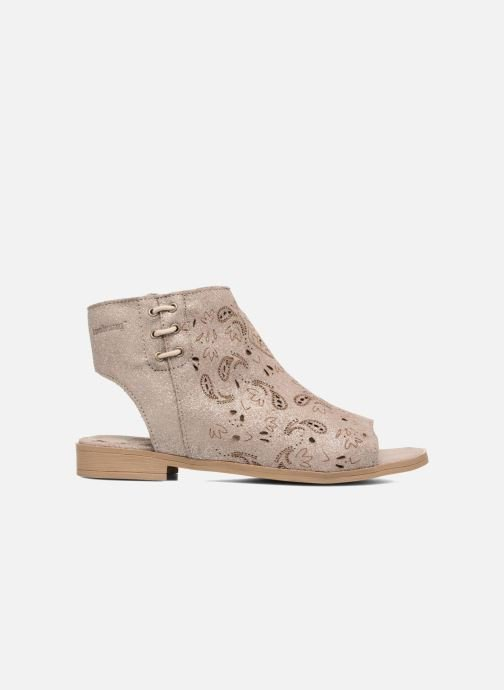 Sandales et nu-pieds Coolway Topaz Argent vue derrière