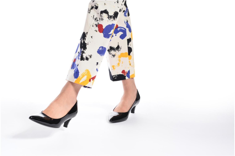 Zapatos de tacón Gabor Verone Negro vista de abajo