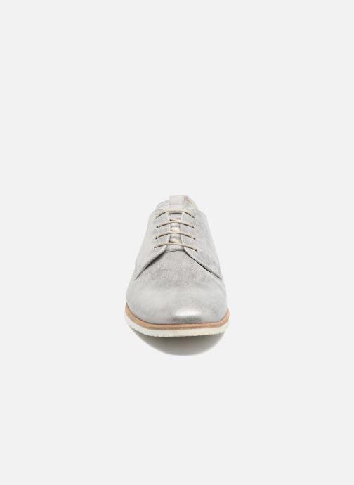 Chaussures à lacets Gabor Napoli Argent vue portées chaussures