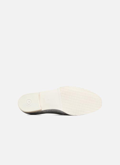 Chaussures à lacets Gabor Napoli Argent vue haut