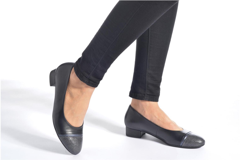 Zapatos de tacón Gabor Kreta 3 Gris vista de abajo