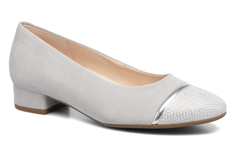 Zapatos de tacón Gabor Kreta 3 Gris vista de detalle / par