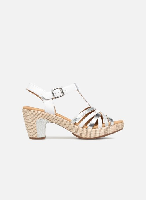 Sandali e scarpe aperte Gabor St Tropez 3 Bianco immagine posteriore
