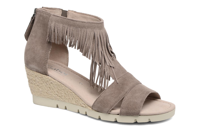 Nuevo zapatos Gabor Tunis Más 3 (Marrón) - Sandalias en Más Tunis cómodo e36a7c