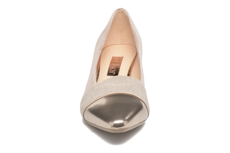 Escarpins Gabor Bolzano Beige vue portées chaussures
