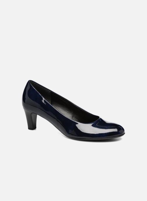 Escarpins Gabor Andria Bleu vue détail/paire