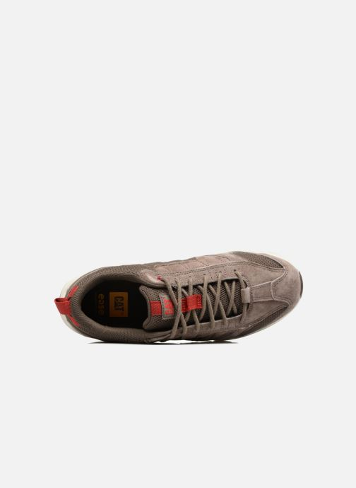 Sneakers Caterpillar Mythos Marrone immagine sinistra