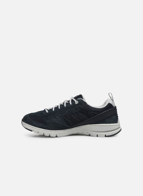 Trainers Caterpillar Mythos Blue front view