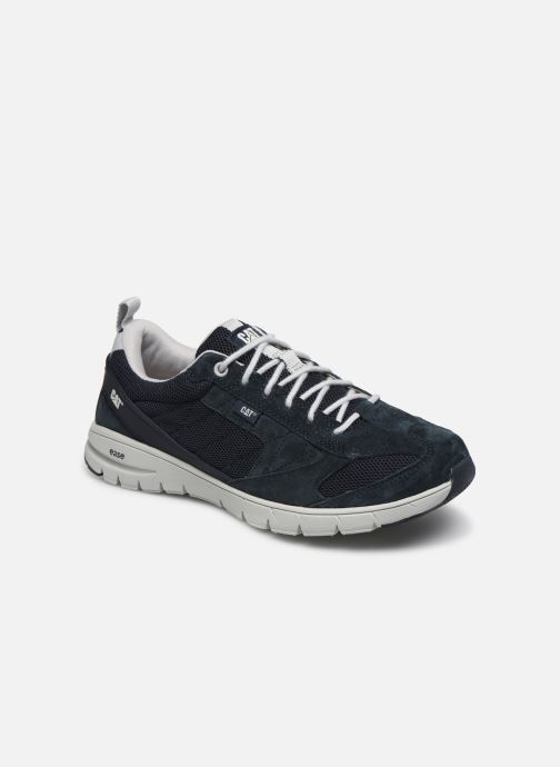 Trainers Caterpillar Mythos Blue detailed view/ Pair view