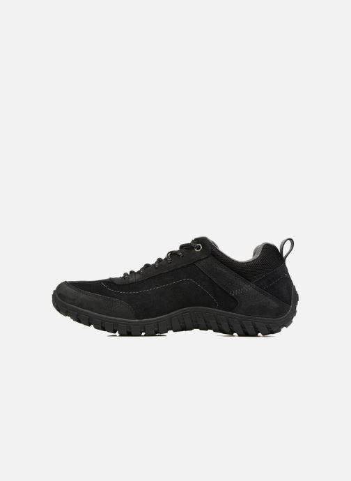 Sneaker Caterpillar Arise schwarz ansicht von vorne