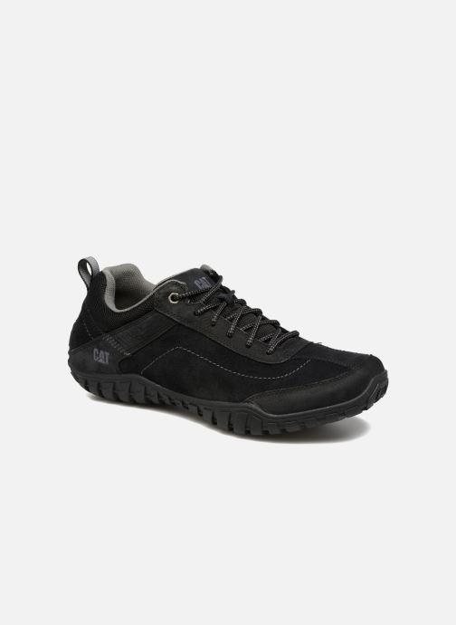 Sneakers Caterpillar Arise Zwart detail