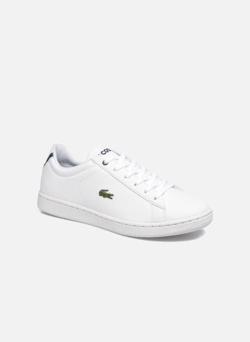 Sneaker Lacoste Carnaby Evo BL 1 Kids weiß detaillierte ansicht/modell
