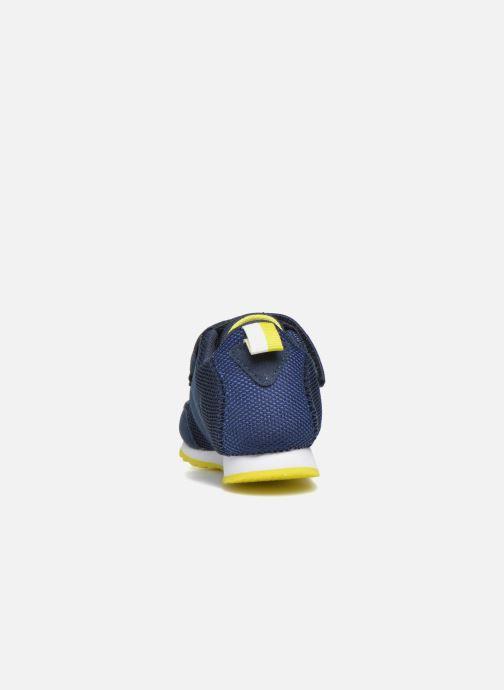 Baskets Lacoste L.ight 117 1 Spi Bleu vue droite