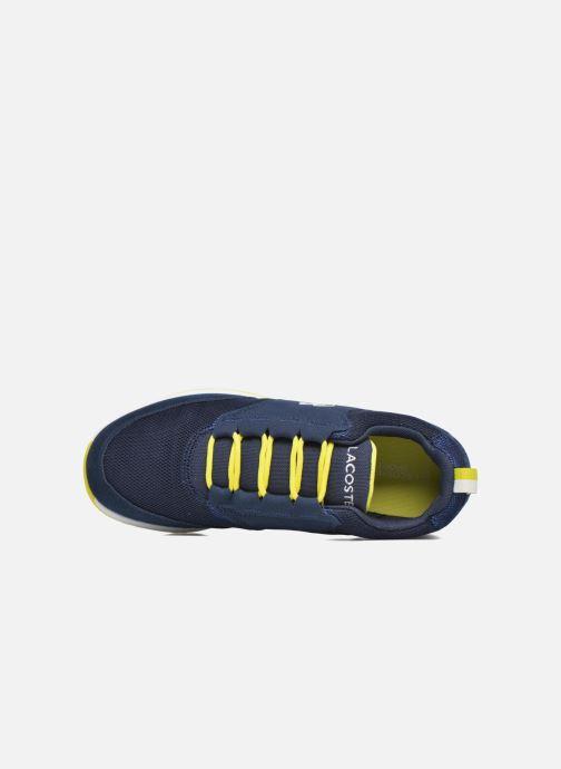 Sneaker Lacoste L.ight 117 1 Spj blau ansicht von links