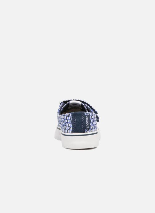 Sneakers Lacoste Riberac Blå Se fra højre