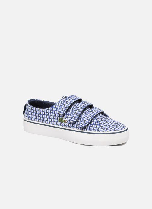 Sneakers Lacoste Riberac Blå detaljeret billede af skoene