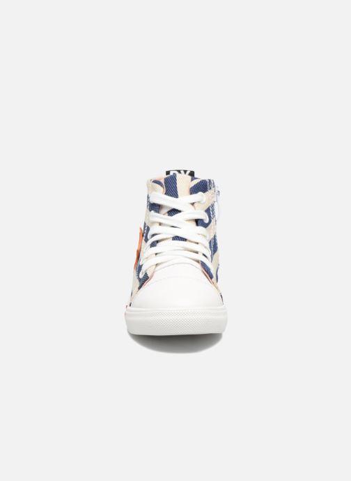 Baskets Shoesme Selima Multicolore vue portées chaussures