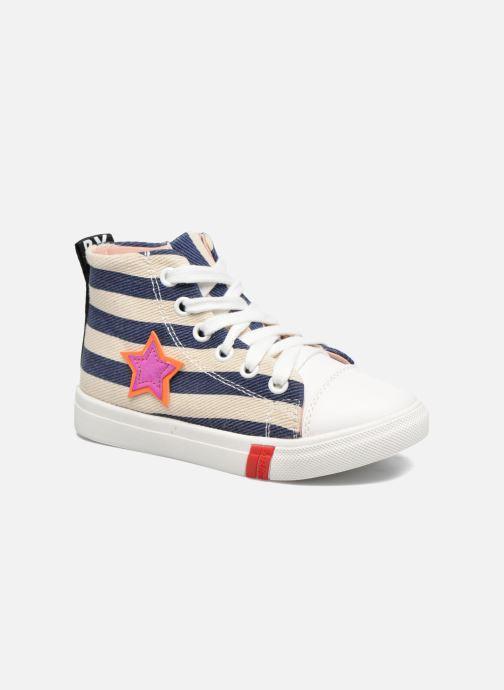 Baskets Shoesme Selima Multicolore vue détail/paire