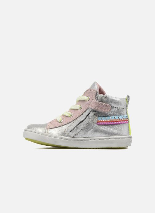Sneakers Shoesme Sina Argento immagine frontale