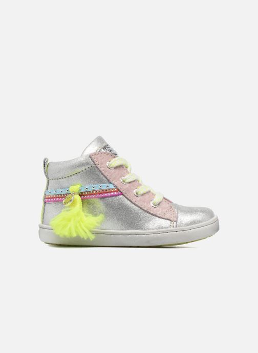 Sneakers Shoesme Sina Argento immagine posteriore