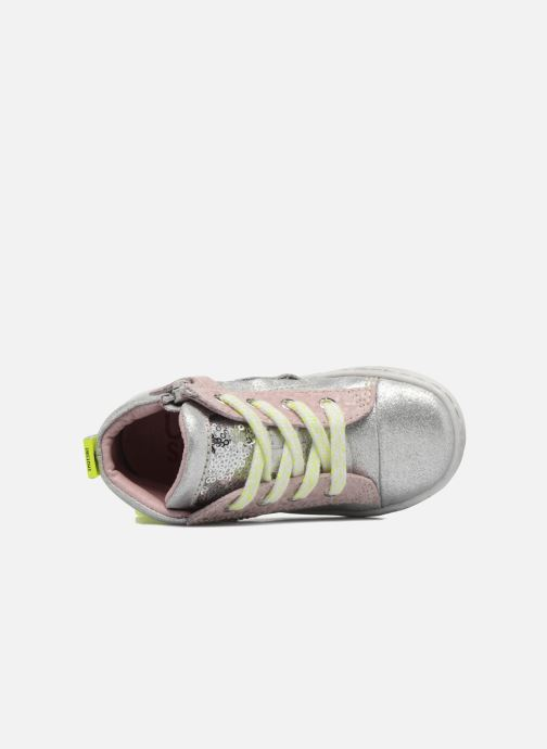Sneakers Shoesme Sina Argento immagine sinistra