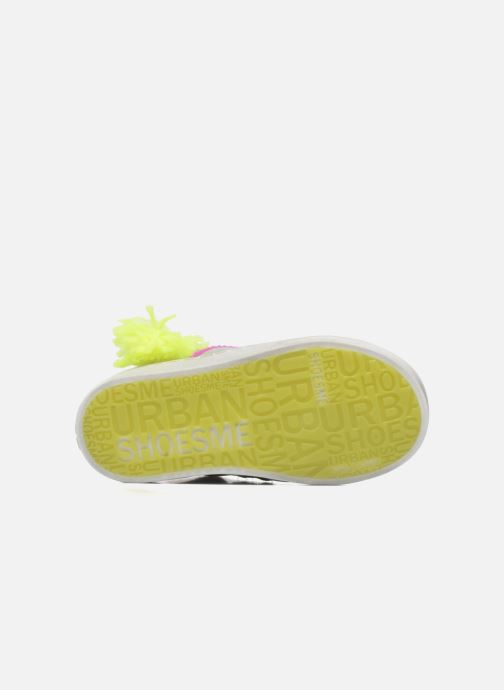 Sneakers Shoesme Sina Argento immagine dall'alto