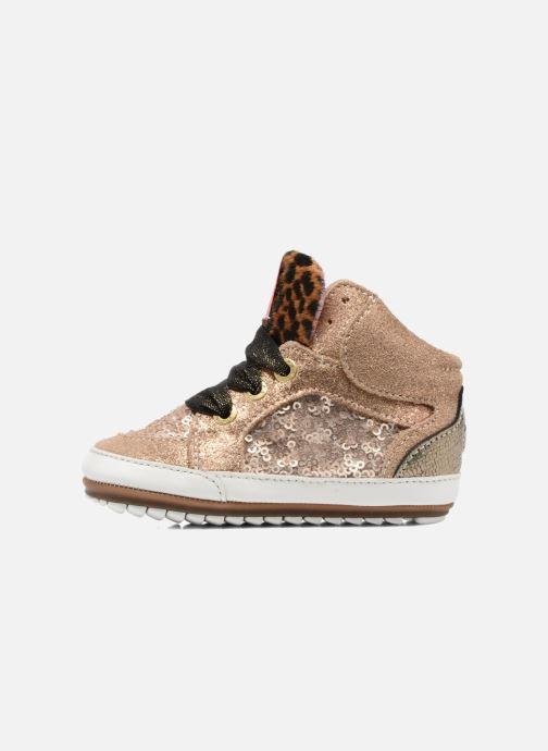 Sneakers Shoesme Suzette Oro e bronzo immagine frontale