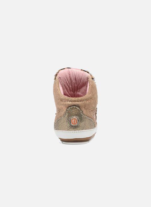 Sneakers Shoesme Suzette Oro e bronzo immagine destra