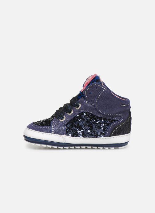 Sneakers Shoesme Suzette Blauw voorkant