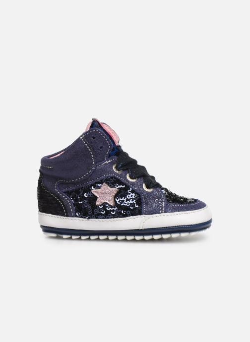 Sneakers Shoesme Suzette Blauw achterkant