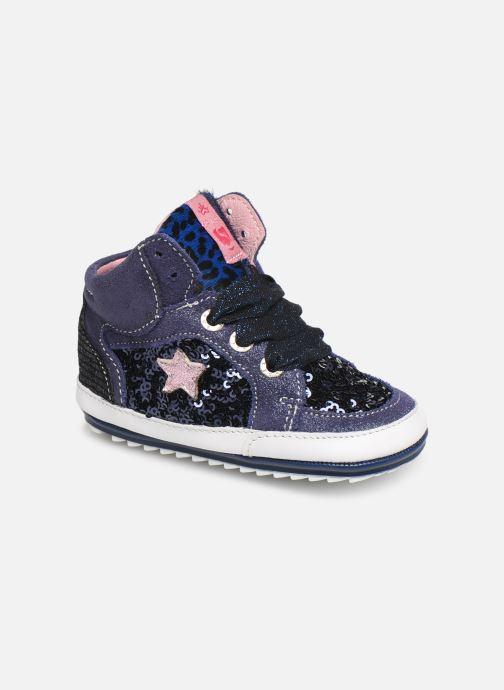 Sneakers Shoesme Suzette Blauw detail