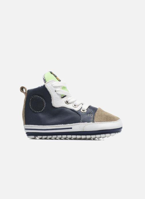 Sneakers Shoesme Seppo Azzurro immagine posteriore