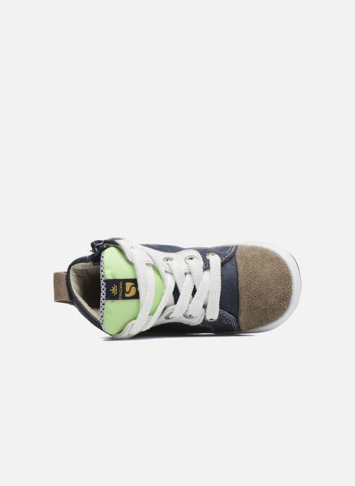 Sneakers Shoesme Seppo Azzurro immagine sinistra