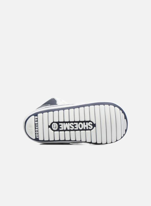 Sneakers Shoesme Seppo Azzurro immagine dall'alto