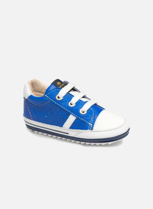 Deportivas Shoesme Stan Azul vista de detalle / par