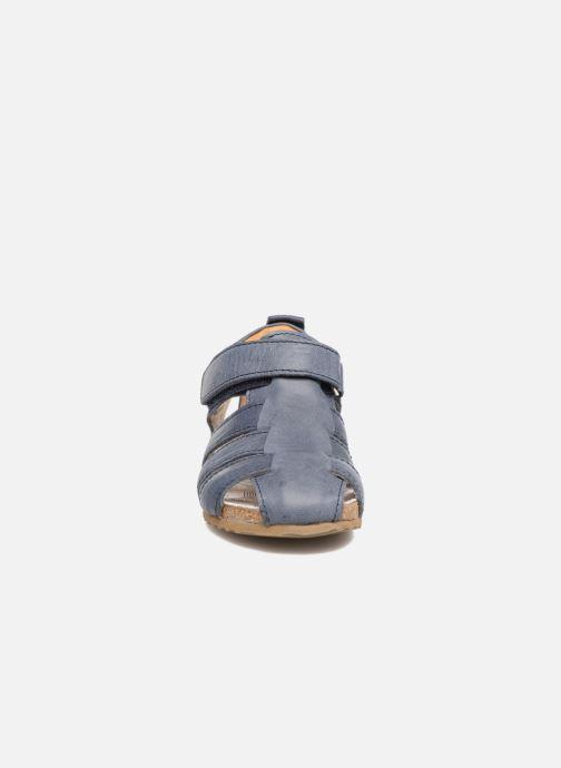 Sandaler Shoesme Stuart Blå bild av skorna på