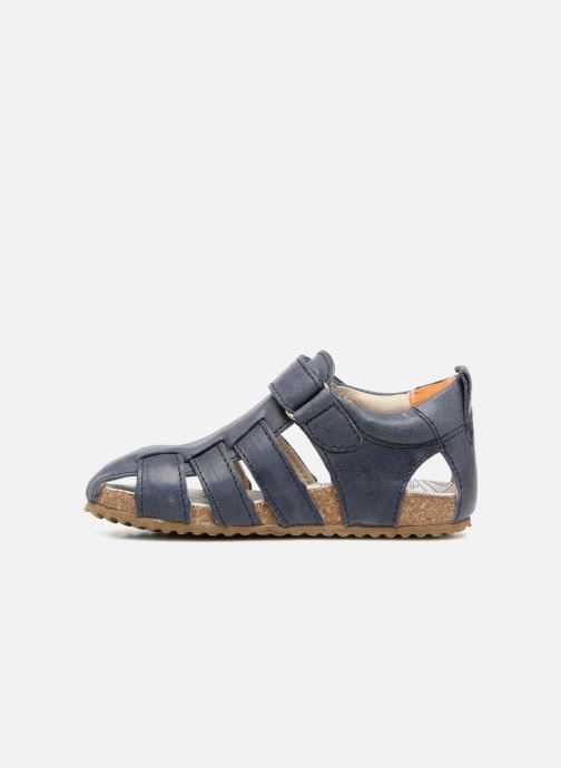 Sandaler Shoesme Stuart Blå bild från framsidan