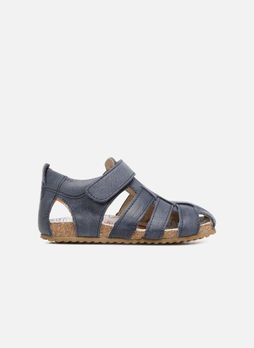 Sandaler Shoesme Stuart Blå bild från baksidan