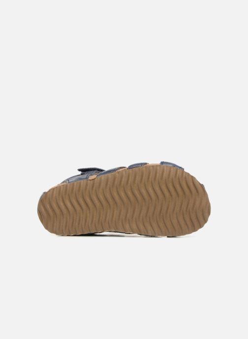 Sandaler Shoesme Stuart Blå bild från ovan