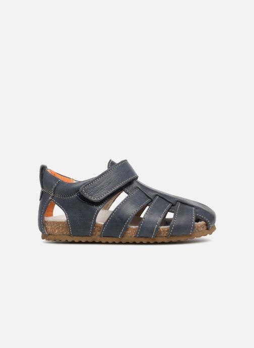 Sandals Shoesme Stuart Blue back view