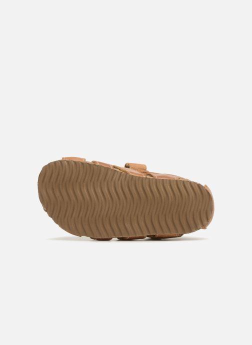 Sandalen Shoesme Stuart Bruin boven