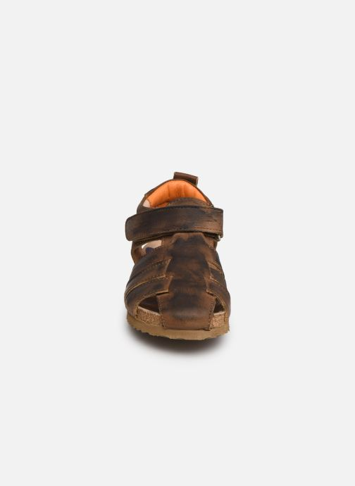 Sandals Shoesme Stuart Brown model view
