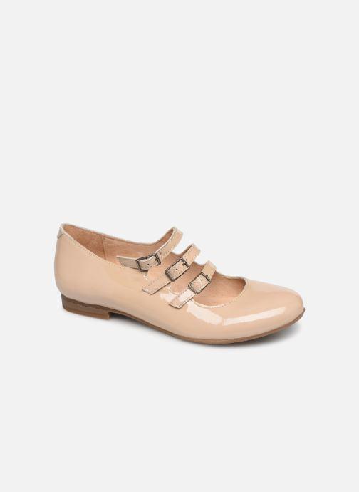 Ballerinas Yep Léona beige detaillierte ansicht/modell