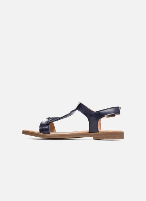 Sandaler Yep Melody (1371) Blå se forfra