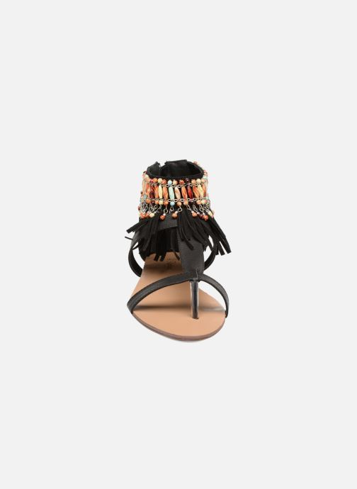 Sandalen Kaporal Loisi schwarz schuhe getragen