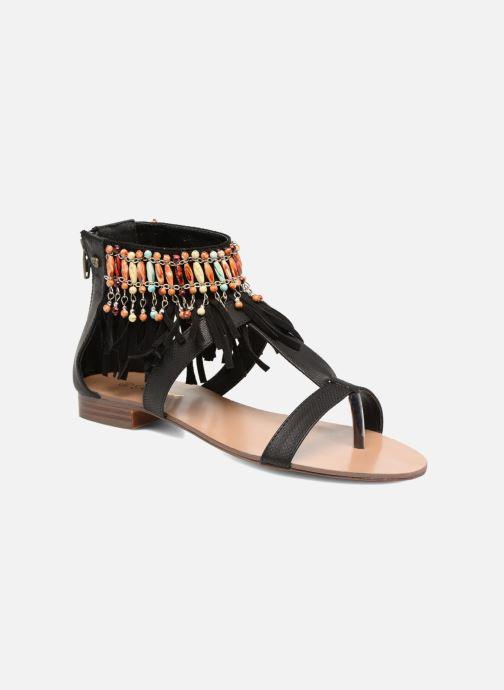 Sandalen Kaporal Loisi schwarz detaillierte ansicht/modell