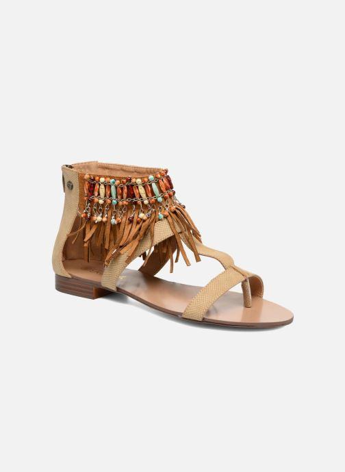 Sandales et nu-pieds Kaporal Loisi Marron vue détail/paire