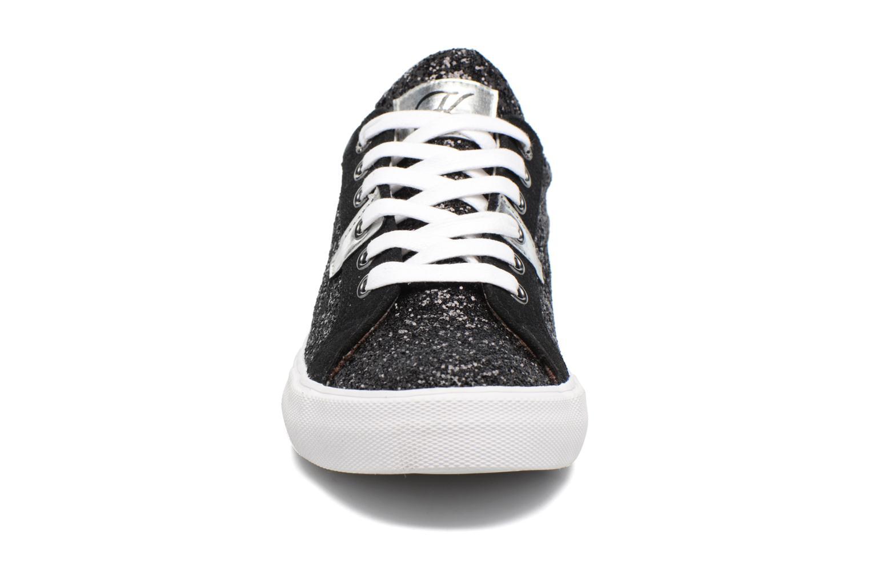 Baskets Kaporal Amber Noir vue portées chaussures