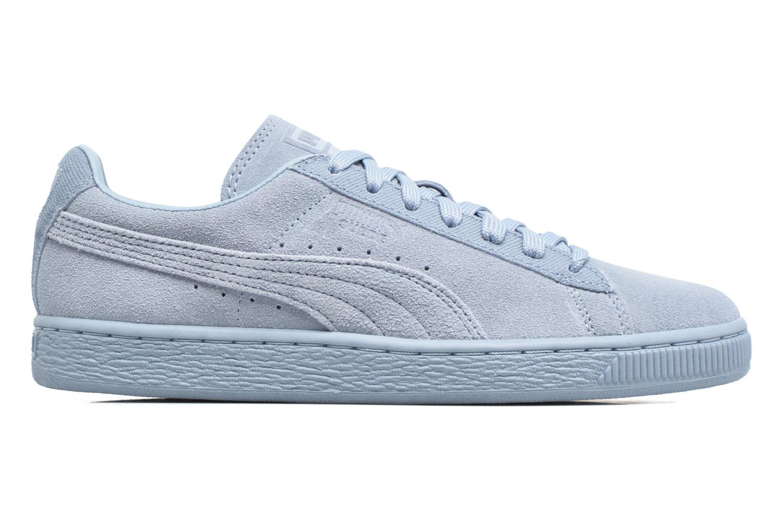Baskets Puma Suede Classic Tonal W Bleu vue derrière