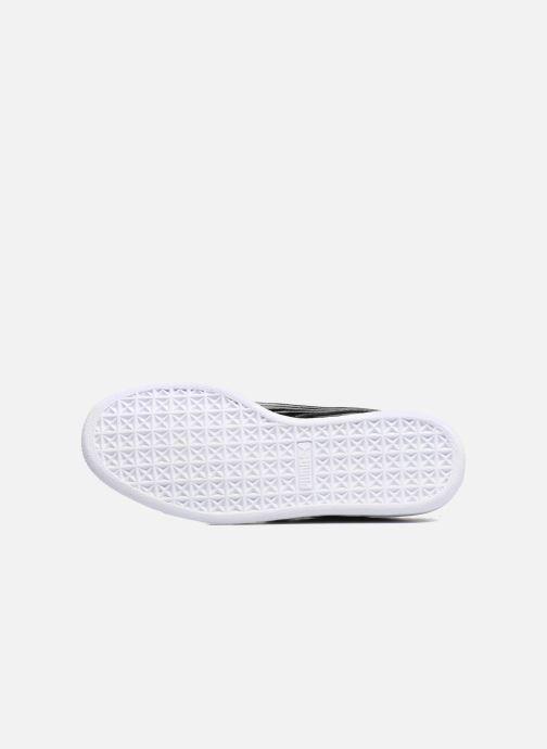 Sneakers Puma Basket Heart Patent Wn's Zwart boven